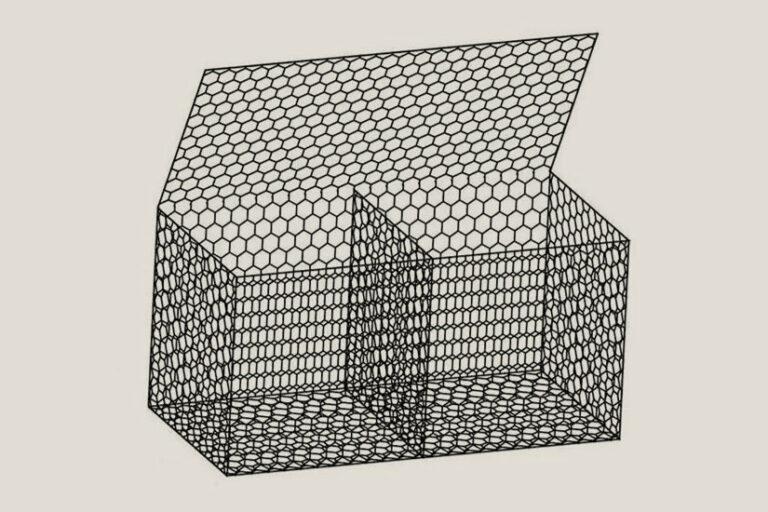 hexagonal-gabions