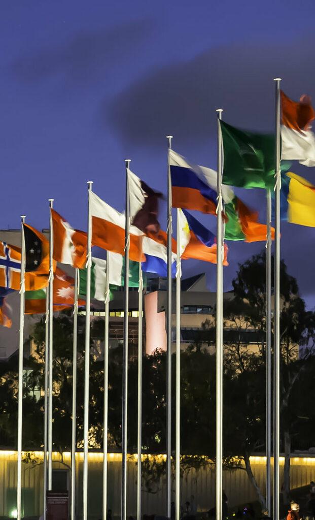flagpoles sale production belgrade serbia