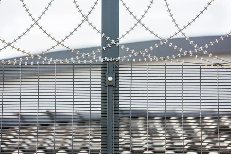 visoko sigurnosna ograda